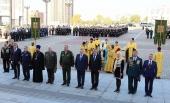 Ковчеги с мощами святых воинов переданы штабу Восточного военного округа и Хабаровскому кадетскому корпусу
