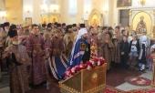 Торжества в честь 1000-летия преставления Крестителя Руси проходят в Приморской митрополии