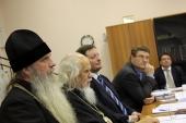 Состоялось заседание рабочей группы Русской Православной Церкви и Государственного антинаркотического комитета