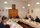 Состоялось очередное заседание комиссии Межсоборного присутствия по вопросам организации церковной миссии