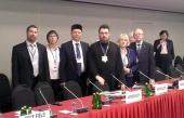 На площадке ОБСЕ было представлено заявление Межрелигиозного совета России в связи с принятием Советом Федерации ФС РФ постановления об использовании Вооруженных сил России за пределами страны