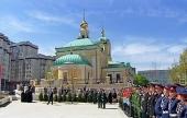 Московскому храму Преображения Господня на Преображенской площади присвоен статус главного храма Сухопутных войск РФ