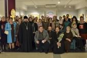 В Сергиевом Посаде открылась выставка, посвященная 25-летию возрождения Иконописной школы при Московской духовной академии