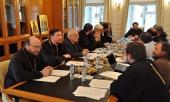Состоялось очередное заседание комиссии Межсоборного присутствия по вопросам богословия