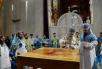 Патриарший визит в Донскую митрополию. Освящение Войскового всеказачьего собора в Новочеркасске. Божественная литургия