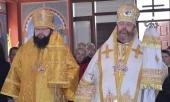 В праздник Покрова Богородицы ковчег с частицей мощей святого князя Владимира прибыл в Кузбасскую митрополию