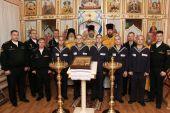 В Северодвинске освятили воинский храм во имя равноапостольного князя Владимира