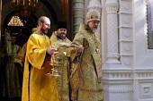 Руководитель Управления Московской Патриархии по зарубежным учреждениям освятил обновленный Петропавловский храм в Карловых Варах