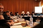 Состоялось очередное заседание общего собрания членов Издательского Совета Русской Православной Церкви