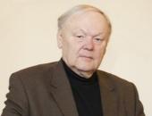 Предстоятель Русской Церкви поздравил председателя Украинского фонда культуры, поэта Б.И. Олейника с 80-летием со дня рождения