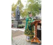 Торжественно открыт первый в Молдавии памятник прп. Сергию Радонежскому
