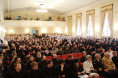 Утверждено Положение о порядке распределения выпускников духовных учебных заведений Русской Православной Церкви