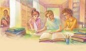 Продолжается прием творческих работ школьников на конкурс «Лето Господне»