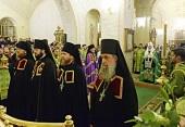 Состоялось наречение архимандрита Тихона (Шевкунова) во епископа Егорьевского и архимандрита Антония (Севрюка) во епископа Богородского