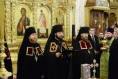 Слово архимандрита Антония (Севрюка) при наречении во епископа Богородского