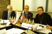 Представители Московского Патриархата приняли участие в очередном заседании форума «Петербургский диалог»