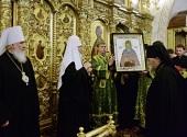 Слово Святейшего Патриарха Кирилла в канун празднования Собора старцев Оптинских в Оптиной пустыни