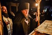 Состоялся монашеский постриг протоиерея Геннадия Андреева, избранного епископом Скопинским и Шацким