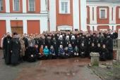 Предстоятель Украинской Церкви совершил поездку на Волынь