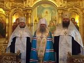 Игумен Парамон (Голубка), избранный епископом Бронницким, и иеромонах Матфей (Андреев), избранный епископом Скопинским и Шацким, возведены в сан архимандрита