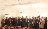 В Общецерковной аспирантуре завершились курсы повышения квалификации для руководителей информационных отделов епархий