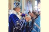 Игумен Савва (Никифоров), избранный во епископа Валуйского и Алексеевского, возведен в сан архимандрита