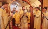 Управляющий Патриаршими приходами в США принял участие в праздновании 1000-летия преставления святого князя Владимира