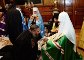 Слово архимандрита Саввы (Никифорова) при наречении во епископа Валуйского и Алексеевского