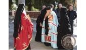 Предстоятель Украинской Православной Церкви совершает поездку на Святую Гору Афон