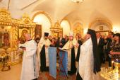 В Москве молитвенно почтили память жертв смут и лихолетий