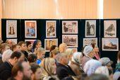 В Алма-Ате открылась фотовыставка «Светильник Церкви Русской», посвященная 25-летию прославления святого Иоанна Кронштадтского