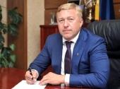 Поздравление Святейшего Патриарха Кирилла мэру Калининграда А.Г. Ярошуку с 50-летием со дня рождения