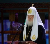 Слово Святейшего Патриарха Кирилла на церемонии закрытия кинофестиваля «Лучезарный Ангел»