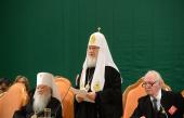 Доклад Святейшего Патриарха Кирилла на XIХ Всемирном русском народном соборе