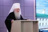 Митрополит Крутицкий Ювеналий возглавил работу IV подмосковного форума «Православие и медицина»