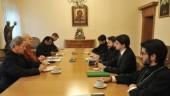В ОВЦС состоялось заседание по диалогу между Русской Православной Церковью и Церковью Англии