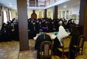 Святейший Патриарх Кирилл возглавил епархиальное собрание Калининградской епархии