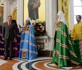 Проповедь Святейшего Патриарха Кирилла после Литургии в кафедральном соборе Христа Спасителя г. Калининграда