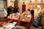 В Ташкентской епархии проходит православная книжная выставка-форум «Радость Слова»
