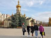 Более 65 тонн продуктов передал Синодальный отдел по социальному служению мирным жителям восточной Украины в конце октября и ноябре