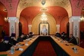 Состоялось второе заседание Церковно-общественного совета по увековечению памяти новомучеников и исповедников Церкви Русской