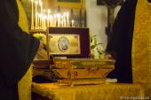 Мощи Крестителя Руси были принесены в Новгородскую митрополию