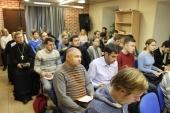 Состоялось заседание Молодежного совета Синодального отдела по делам молодежи