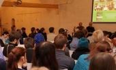 При поддержке Синодального отдела по делам молодежи прошла первая смена образовательного форума для представителей вновь созданных епархий
