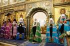 Проповедь Святейшего Патриарха Кирилла после Литургии в Зачатьевском ставропигиальном монастыре г. Москвы
