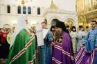 Слово Святейшего Патриарха Кирилла при вручении архиерейского жезла Преосвященному Савве (Никифорову), епископу Валуйскому и Алексеевскому