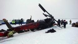 Святейший Патриарх Кирилл выразил соболезнования в связи с катастрофой вертолета Ми-8 в Туруханском районе Красноярского края