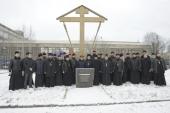 В Петербурге прошел сбор духовенства Западного военного округа