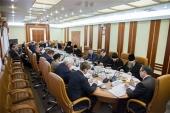 В Совете Федерации состоялось заседание Организационного комитета IV Рождественских парламентских встреч