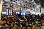 Представители Московского Патриархата приняли участие в международном форуме, посвященном 90-летию Россотрудничества
